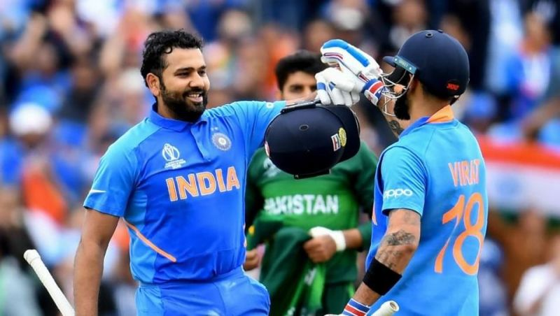 India beat Pakistan by 89 runs