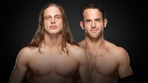 Matt Riddle vs Roderick Strong