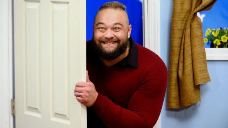 Bray Wyatt is one of WWE