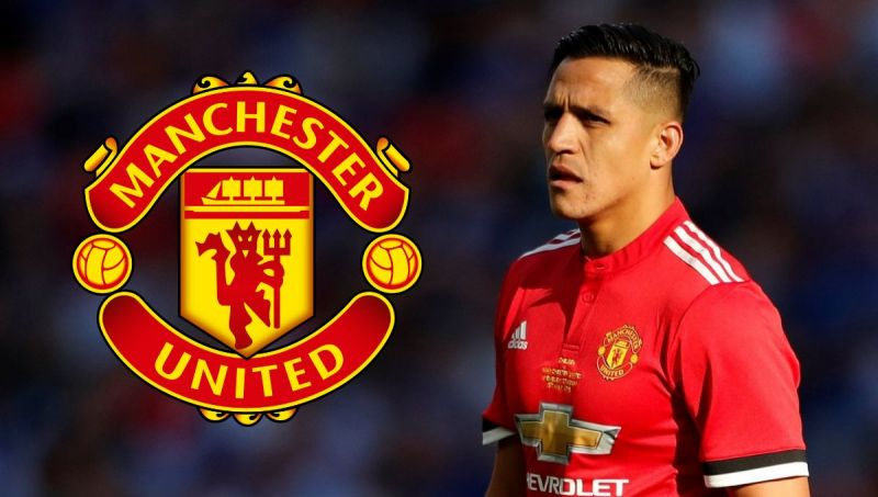 Alexis Sanchez has had a rough time at Old Trafford