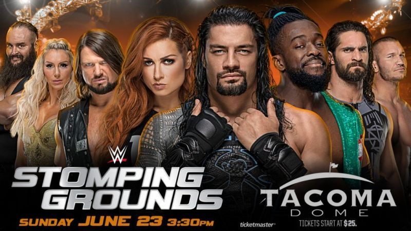 Poster not indicative of matches on the card.