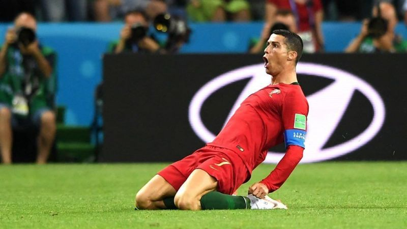 Cristiano Ronaldo is in top shape ahead of the UEFA Nations League final.