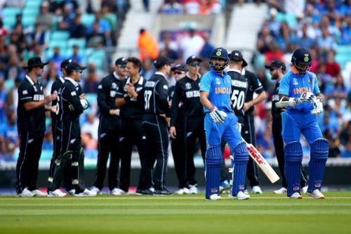 विराट कोहली और शिखर धवन न्यूजीलैंड के खिलाफ