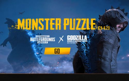PUBG Mobile Launches Monster Puzzle Event