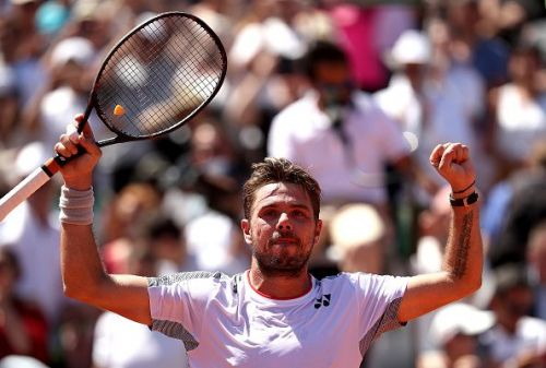 2019 French Open - Stan Wawrinka ecstatic after his emphatic win over Grigor Dimitrov