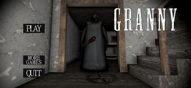 Granny appears simplistic on the surface but is another enjoyable offline game