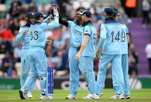 England - ICC Cricket World Cup 2019