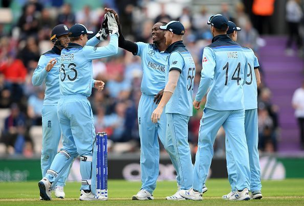 England - ICC Cricket World Cup 2019