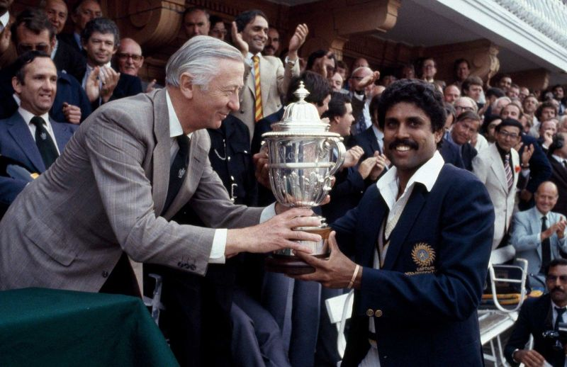 Kapil Dev led from the front in India