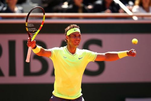 2019 French Open: Nadal's winning moment against Federer