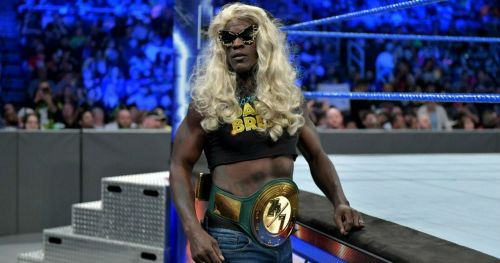 A 'disguised' R-Truth has been covering his tracks since becoming the WWE 24/7 Champion.