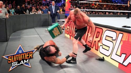 SummerSlam plans were changed at the last minute