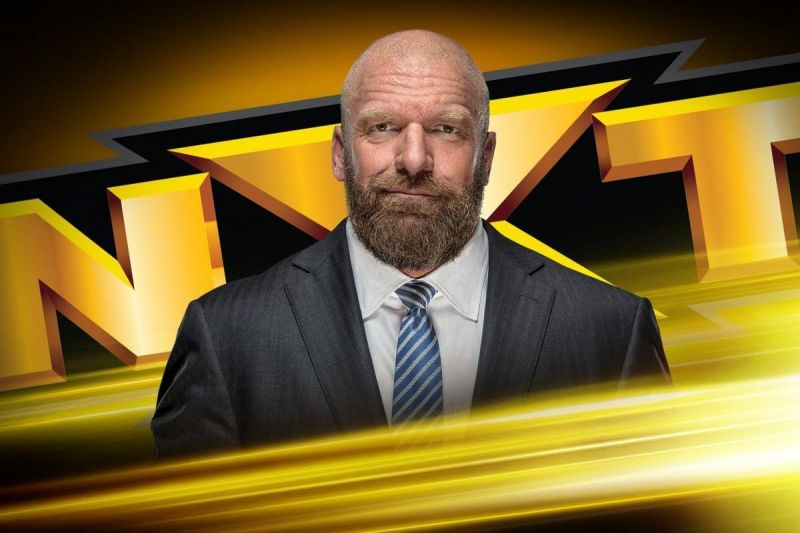 Triple H has been completely in charge of NXT