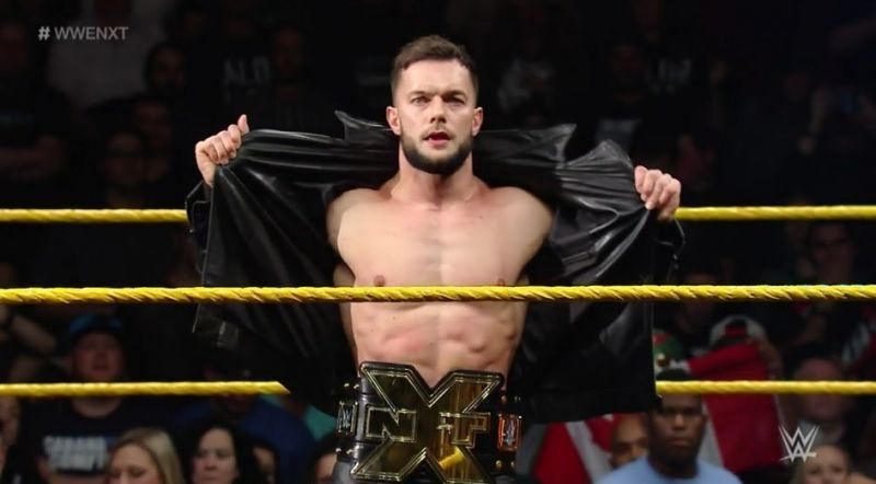 Finn Balor is the longest reigning NXT Champion in WWE history