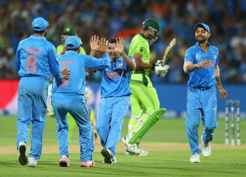 Pakistani players are under drastic pressure to beat India