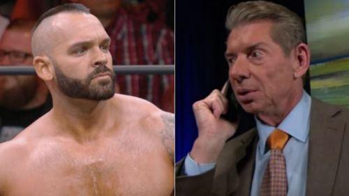 Shawn Spears left WWE in February 2019