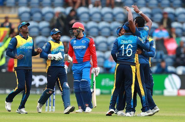 Afghanistan v Sri Lanka - ICC Cricket World Cup 2019