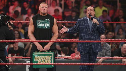 Face it. WWE needs Brock Lesnar!