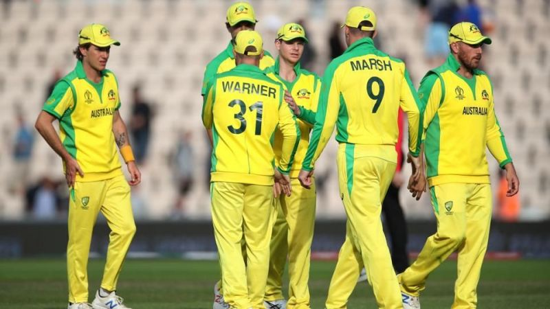 Australia is the team to back for the next couple of rounds.
