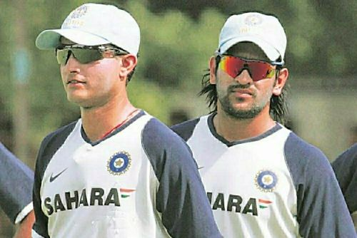 Sourav Ganguly defends MS Dhoni after the slow knock against Afghanistan