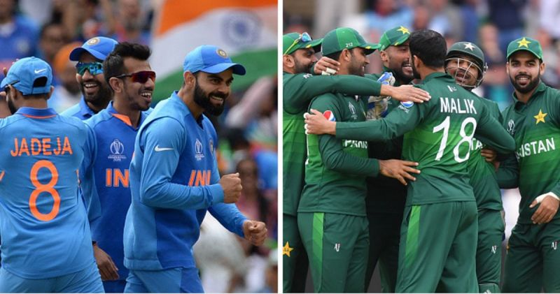 India have had the wood over Pakistan every single time at World Cup events.