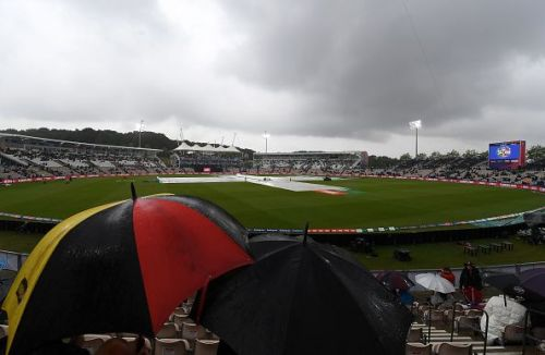 Wettest world cup in history with 4 games already washed out