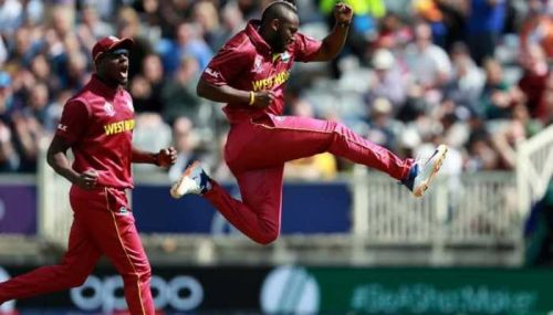 West Indies is surprising everyone with quick bouncers