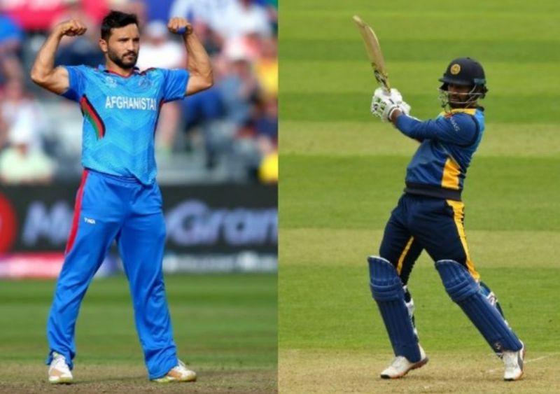 ICC world cup 2019 - Afghanistan vs srilanka