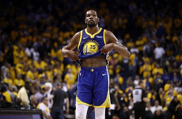 Kevin Durant is once again among the headlines