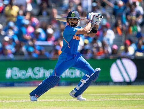विराट कोहली:अंतरराष्ट्रीय क्रिकेट में सबसे तेज़ 20000 रन