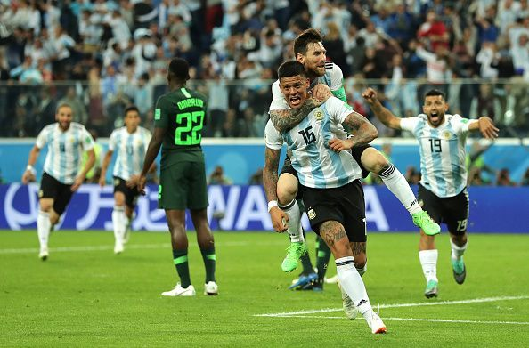 Argentina kick-start their Copa America campaign against Colombia in Salvador.