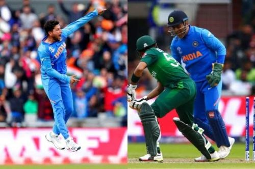 Kuldeep Yadav was the wrecker-in-chief for team India