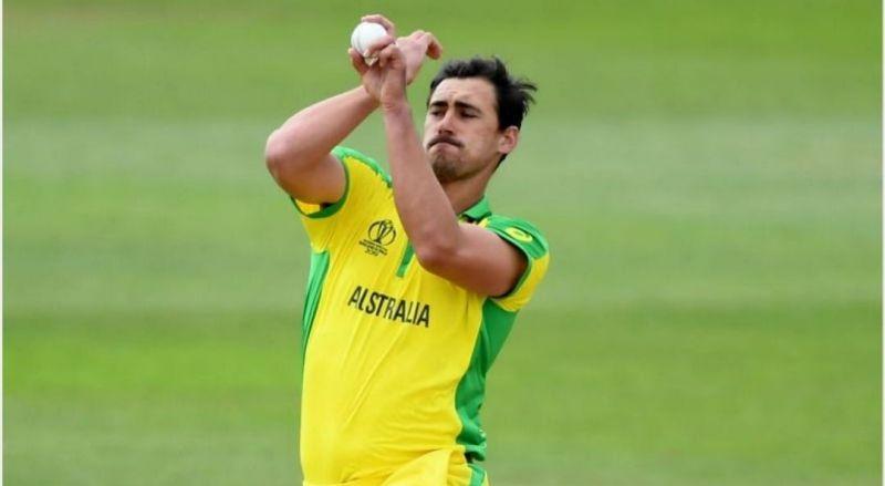 Mitchel starc - 15 wickets