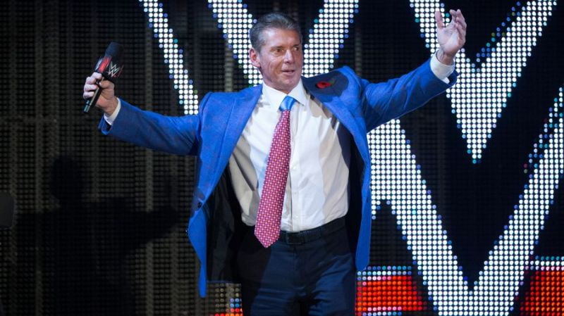 Which UFC star does Vince McMahon want to sign?