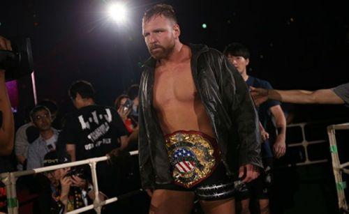 डीन एम्ब्रोज़ ने अप्रैल 2014 में WWE छोड़ा था