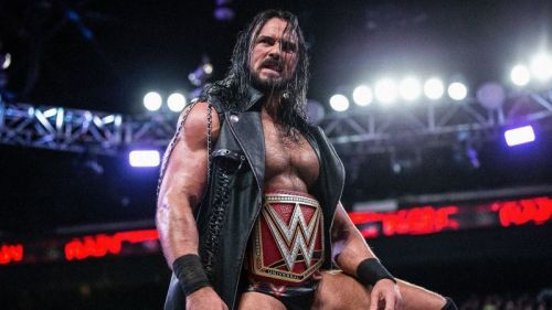 Is time running out for the Scottish Psychopath to become WWE Universal Champion?