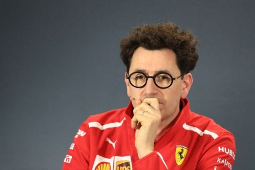 Mattia Binotto concedes that Mercedes would start as favorites at Canada