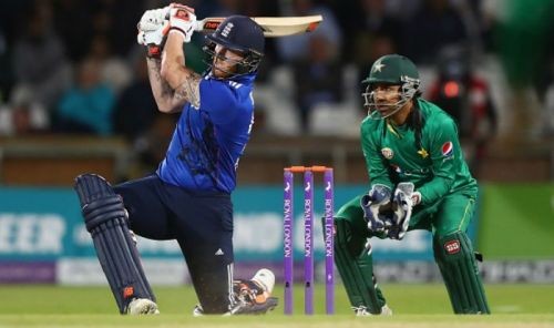 England leads Pakistan 53-31 in the head to head in ODIs.