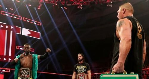 WWE's main roster has been stuck in creative limbo for the past few months