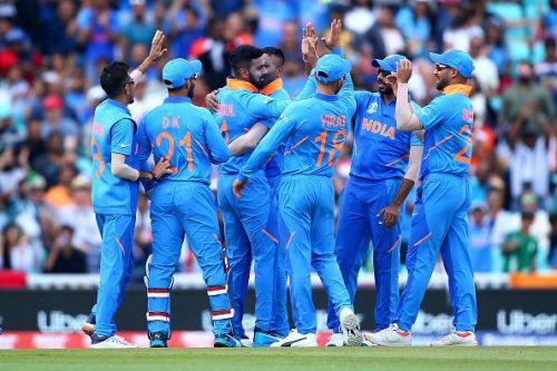 India had lost to New Zealand in the warm-up match of ICC Cricket World Cup 2019
