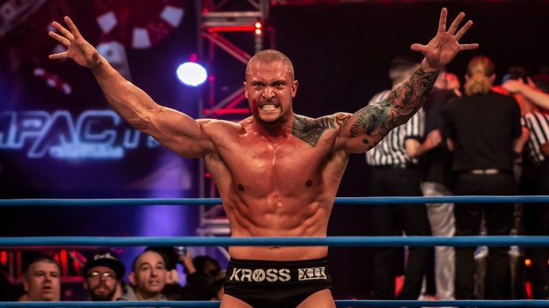 Has Kross left the promotion for good?
