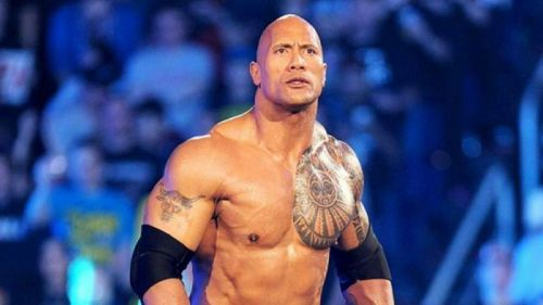 WWE Superstar Dwayne