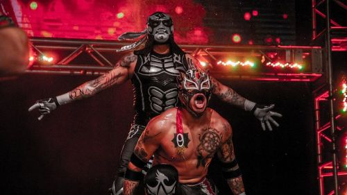 The Lucha trio could gain some more momentum with a win at Fyter Fest.