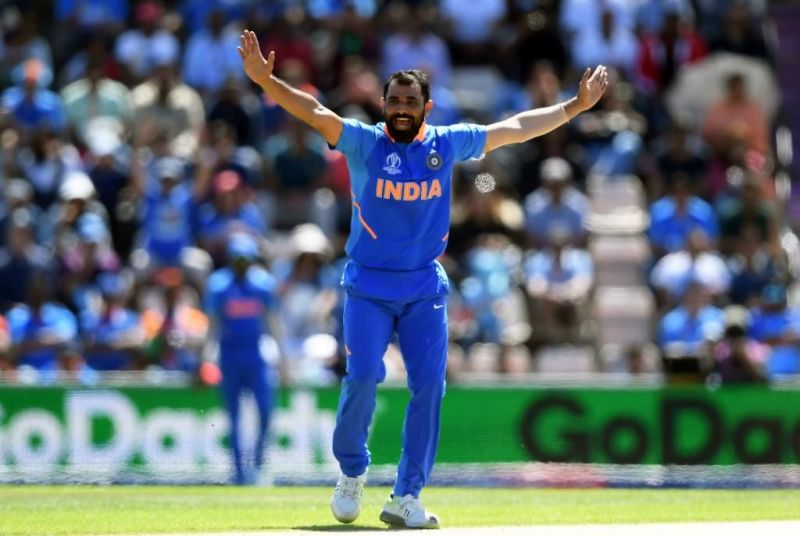 2019 World cup Hero Mohammed Shami