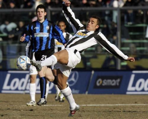 Cannavaro in action for Juventus