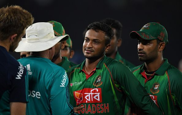 Tamim Iqbal will have to support Shakib Al Hasan