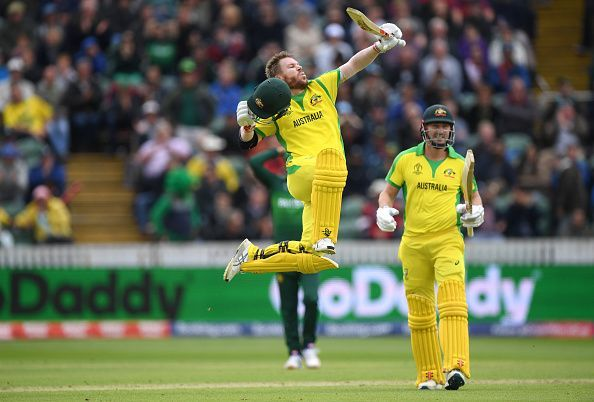107 रनों की शानदार पारी खेलने वाले डेविड वॉर्नर