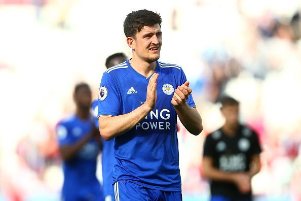 Maguire is the subject of interest from both manchester clubs.