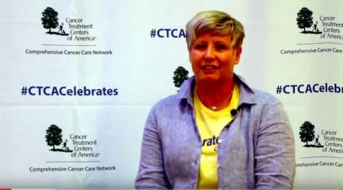 LPGA legend Leigh Ann Mills / Photo courtesy of Cancer Treatment Centers Of America