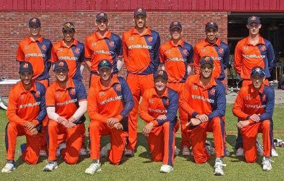 The Netherlands eye a T20I sweep against Zimbabwe.